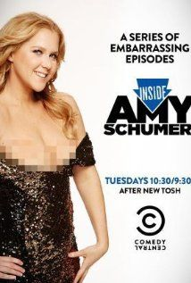 Inside Amy Schumer (2013– ) TV Series | 22 min | Comedy With Amy Schumer, Kevin Kane, Mike Houston, Meghan Wolf. Amy Schumer switches from sketches, doing stand up, to interviewing people on the street and people of interest usually following a certain theme.