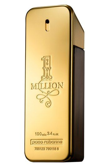 Paco Rabanne '1 Million' Eau de Toilette | Nordstrom  | The House of Beccaria ~
