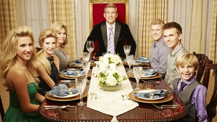 Southern Family Gallery   Chrisley Knows Best   USA Network