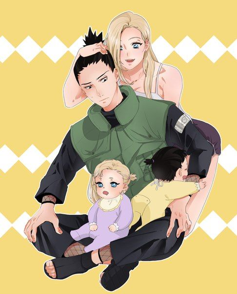 13 best Shikamaru X In...