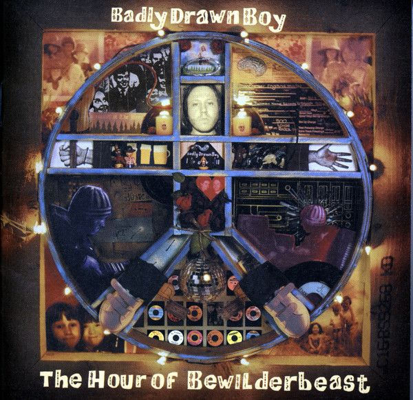 "2000 Mercury Prize winner: ""The Hour Of Bewilderbeast"" by Badly Drawn Boy - listen with YouTube, Spotify, Rdio & Deezer on LetsLoop.com"