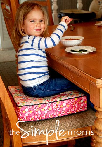 luv-chicken booster seats :: easy to clean. easy to carry. fun for kids. :: review + coupon by theSIMPLEmoms, via Flickr
