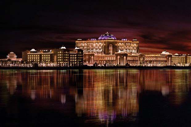 Emirates Palace Abu Dhabi - http://dianabrooks.com.br/hotel-7-estrelas-luxo-em-abu-dhabi/