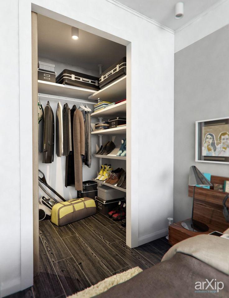 Фото ИНТЕРЬЕР LA (спальня) - интерьеры, квартира, дом, спальня, современный, модернизм, 10 - 20 м2