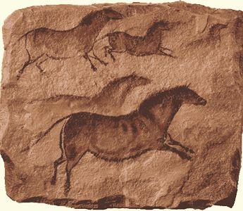 Ευτρόπιος: Προϊστορική & Αρχαία Τέχνη, Αρχείο Ιστορίας της Τέχνης- Τέχνη των Σπηλαίων