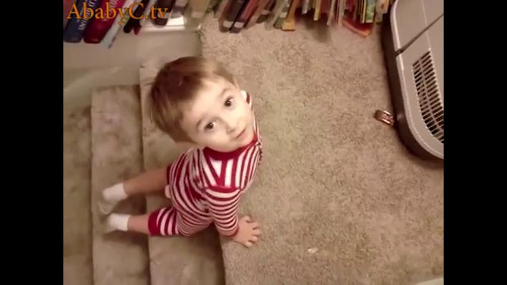 Kids Fall Down Stairs Compilation