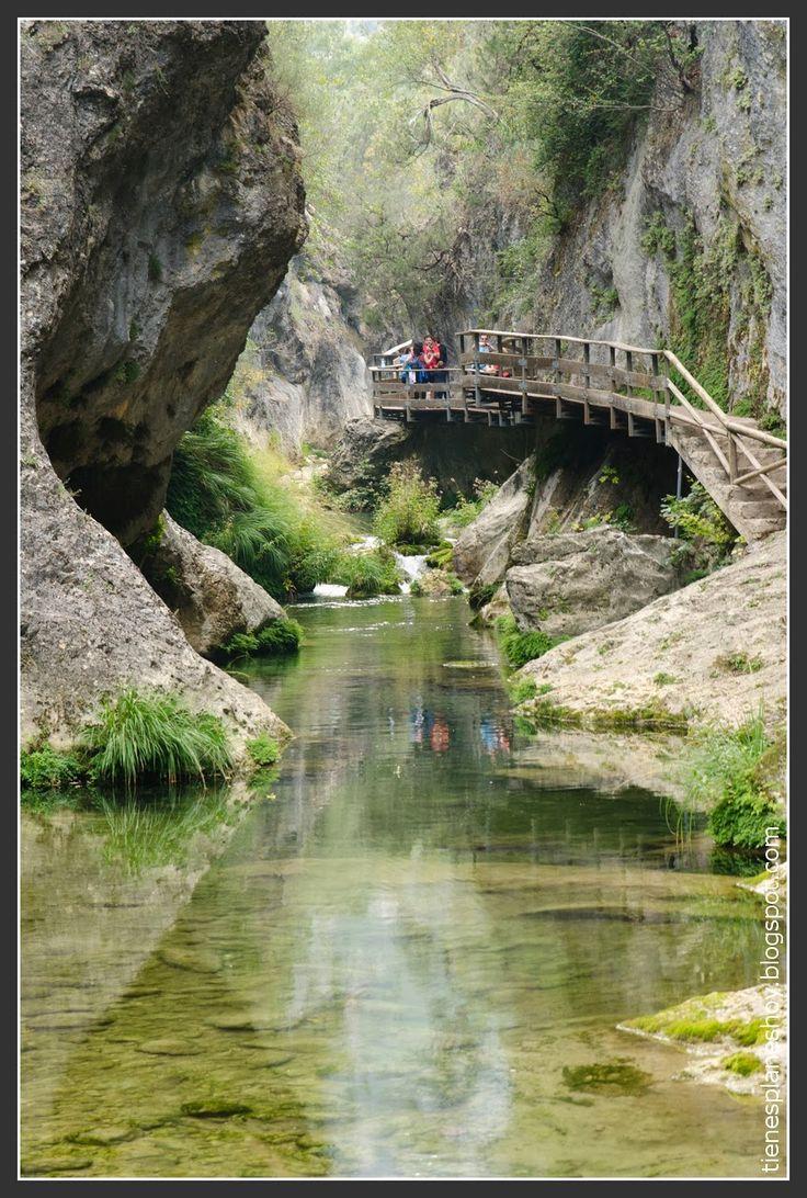 Ruta Rio Borosa - Cerrada Elías (Jaén)