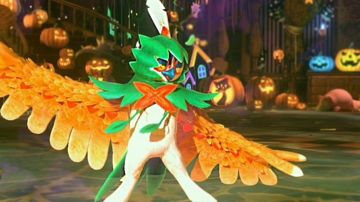 The new Pokken Tournament DX Trailer has been uploaded to YouTube, and it stars Decidueye, the new addition to the roster from Pokémon Sun and Moon. The clip shows off the grass/ghost type Pokémon&…