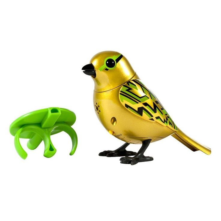 Silverlit Digibird with whistle ring- Gold Limited Edition - Aurum B113