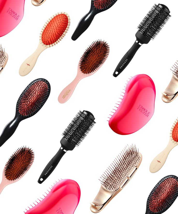 Best Hair Brush Product Guide | Because you probably haven't thought about your hair brush in a while... #refinery29 http://www.refinery29.com/how-to-choose-a-hair-brush