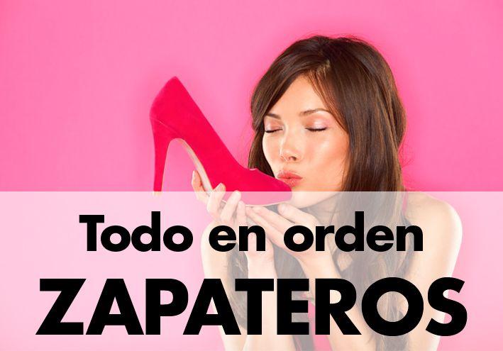 Los #muebles #zapateros adquieren su nombre por su función: sirven para tener los zapatos perfectamente ordenados. ¿Te vas quedar sin el tuyo?