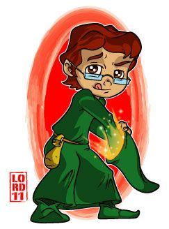 Lil Presto the Magician by lordmesa.deviantart.com on @deviantART
