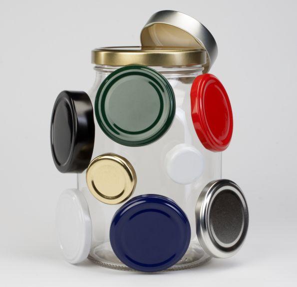 ¿Buscas #tapas #twistOff para tus tarros de vidrio? Entra en juvasa.com y descubre la gran variedad de cierres disponibles.