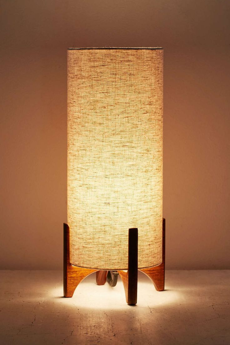 Add some cozy floor and table lamps to your bedroom for customizable mood lighting.