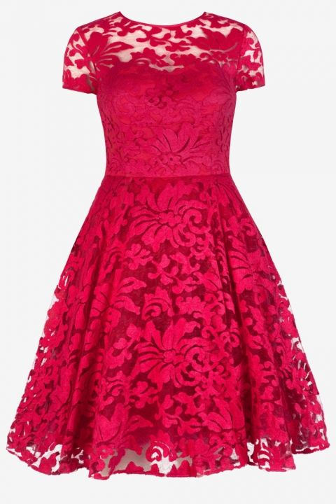Ted Baker Floral Lace Dress, £249