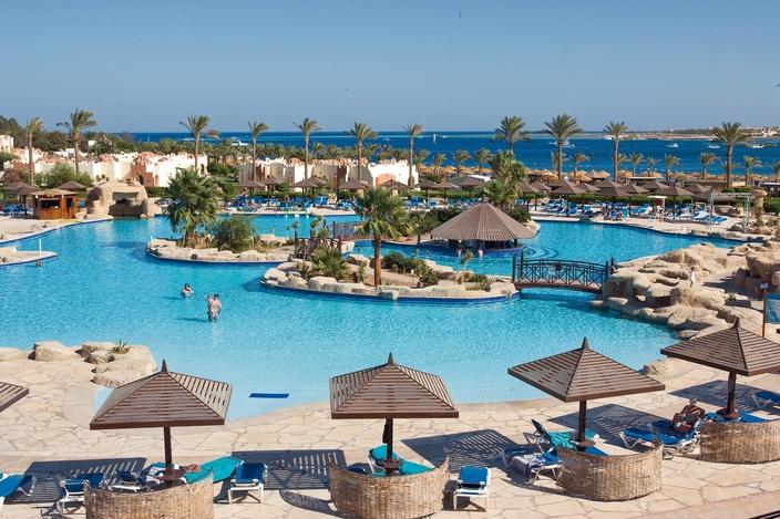 SUNRISE Royal Makadi Resort, Makadi Bay, Hurghada, Egypt