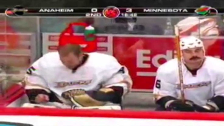 14 Minutes of Pissed Off Goalies - this is so great  and worth the watch . You will be grinning all  the way through.