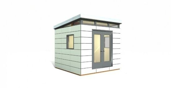 1000 ideas about prefab sheds on pinterest micro house for Prefab work shed
