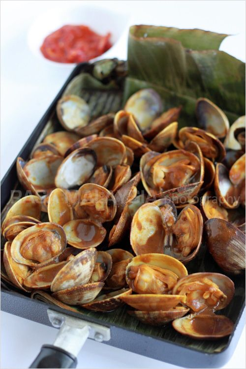 152 best delicious malaysian dishes images on pinterest curry flavored grilled clams no recipes forumfinder Images