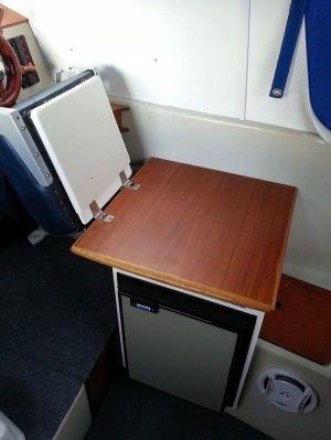 Uppfällbar stol | Bathem.se