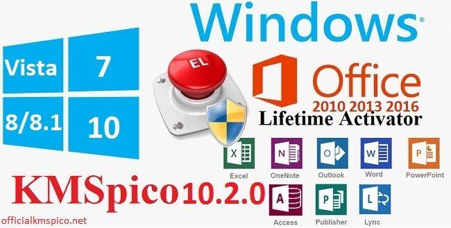 Kmspico Windows 10 Activator Kmspico Office 2016 Activator Kmspico Official Office Download Windows 10 Windows 10 Download