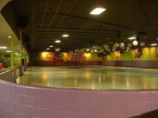 Roller Skating Wolverton