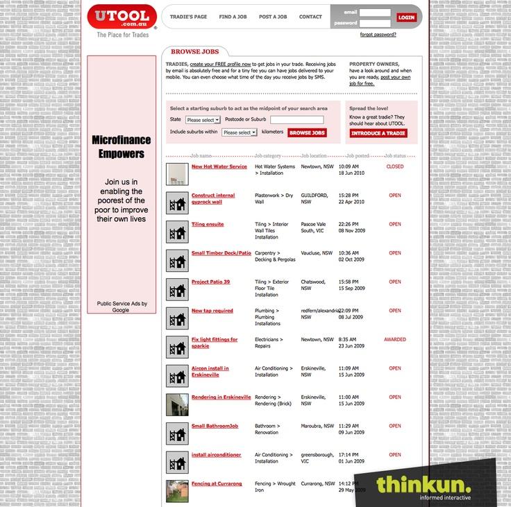uTool website