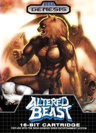 #:D #Altered #Beast    #Sega #Genesis #Games
