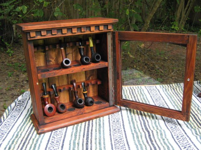 pipe smoking room | These would look good in any smoking room! -T