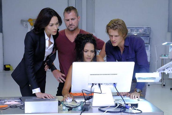 TV Review : MACGYVER 2016 CBS TV Reboot Starring Lucas Till, George Eads, Sandrine Holt, Tristin Mays, Justin Hires, Tracy Spiridakos