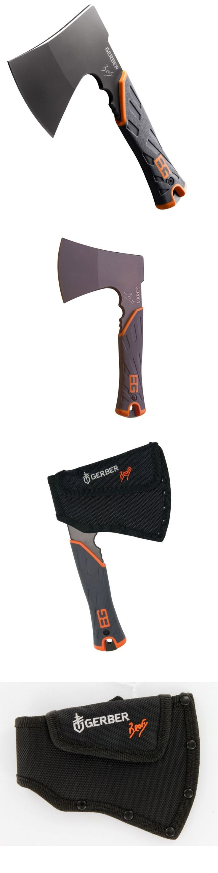 Camping Hatchets and Axes 75234: Gerber Bear Grylls Survival Hatchet [31-002070] -> BUY IT NOW ONLY: $34.22 on eBay!