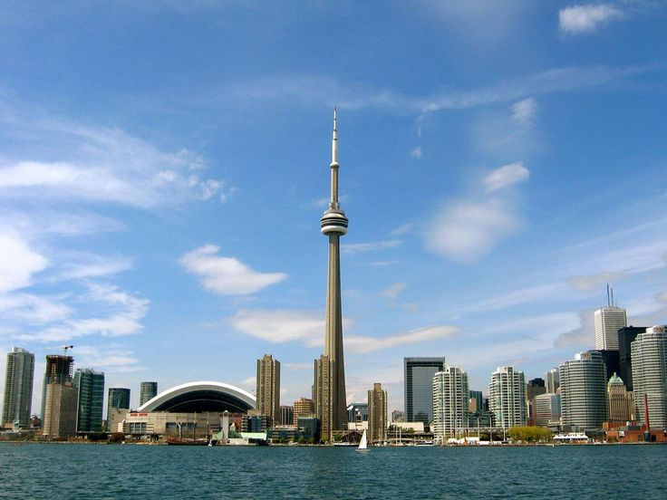 I was born and raised in Toronto, Canada.