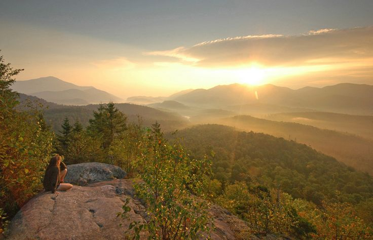 Summer Travel: National Parks, Trails, and Wilderness Areas - Adirondack Mountains, New York