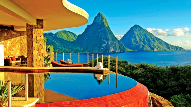 I need to get to St. Lucia!