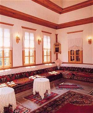 Türk Evleri - Türk evlerinin genel görünüşü -turkish house