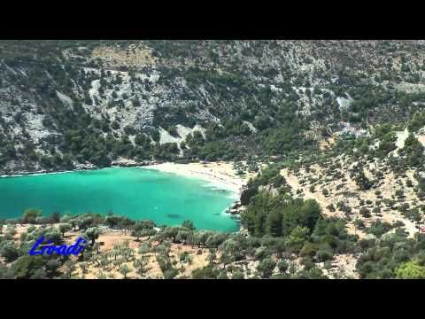 Thassos Beaches (HD) Θάσος - YouTube