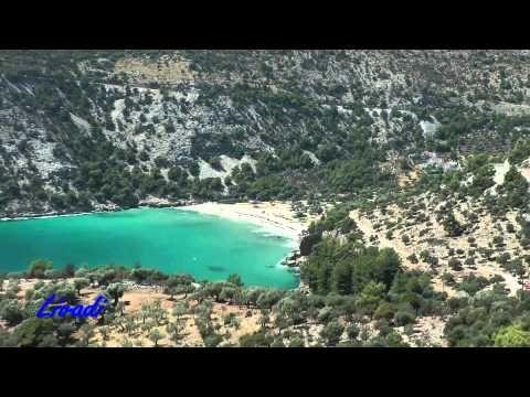 Thassos Beaches (HD) Θάσος - YouTube