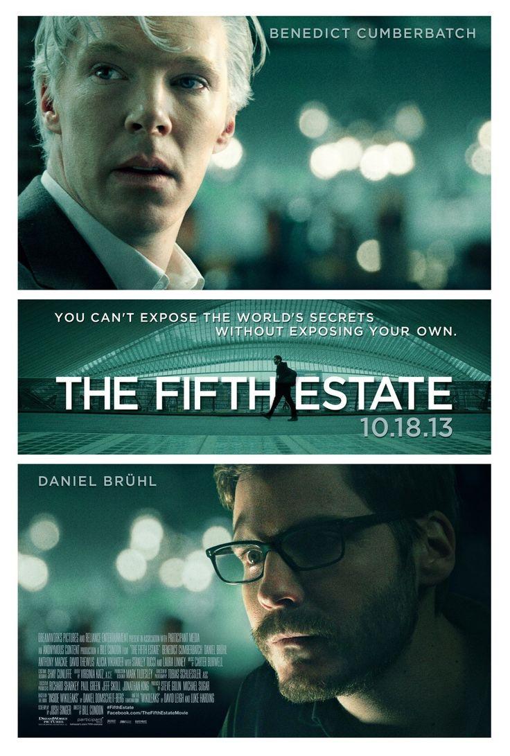 Пятая власть (Fifth Estate)