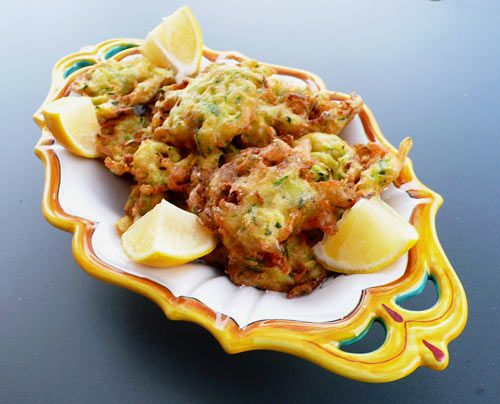 Zucchini Fritters: Zucchini Cakes, Food Forever, Fritters Recipe, Fritters Yum, Deep Fried, I'M, Zucchini Fritters Mad, Italian Foods, Zuchinni Fritters