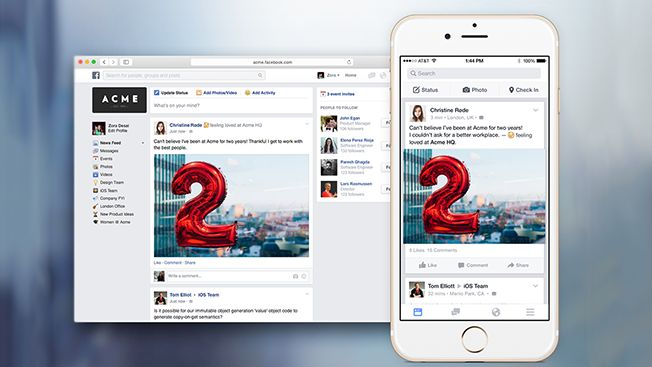 How Facebook at Work is getting tested by its first global marketing agency: www.adweek.com/news/technology/how-facebook-work-getting-tested-its-first-global-marketing-agency-168685