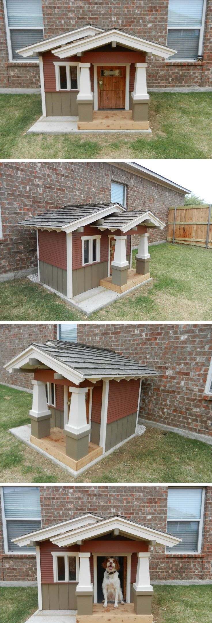 37 Best In The Dog House Images On Pinterest Amazing Dog Houses