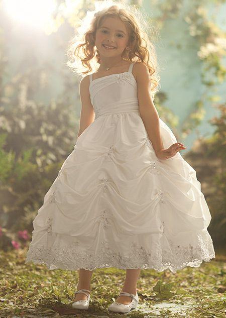 26 best Disney Flower Girl Dresses images on Pinterest | Alfred ...
