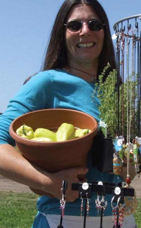 Veggies and crafts! | Inverness Village Farmers' Market