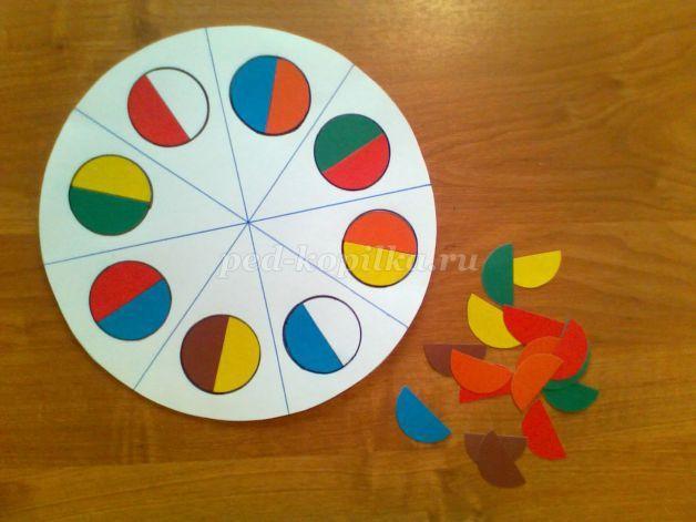 Jogos educativos para pré-escolares com as mãos