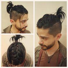 undercut hairstyles for men