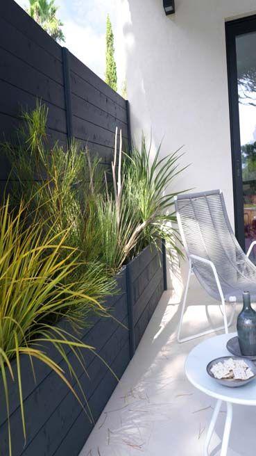 29 best fa ade de maison house facade images on for Bouture yucca exterieur