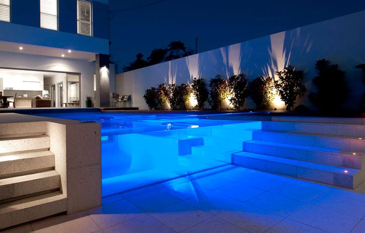 Partly Above Ground Acrylic Wall Pool It S Awesome How
