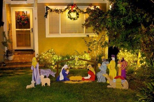 Large Outdoor Nativity Sets for Sale: 5 Best Quality Deals you will find online!