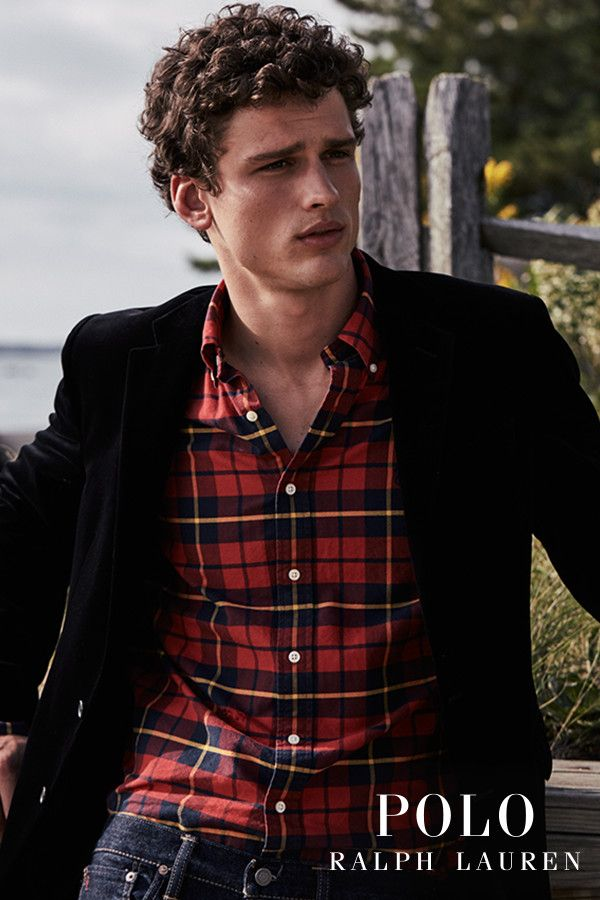 Embrace the holiday moments ahead with a modern take on timeless Polo style | Polo Ralph Lauren