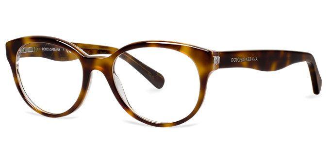 Designer Eyeglass Frames Lenscrafters : Dolce & Gabana DG3146P Style Pinterest